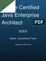 Sun Certified Enterprise Architect SCEA Mock Exams