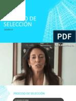 Sesióon Ix-proceso de Seleccion
