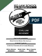 Civil Law 1