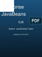 Enterprise Javabeans EJB Mock Exams