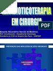 ANTIBIOTICOTERAPIA EM CIRURGIAS