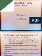brief history of the us pre ww i