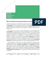 Breve Historia Del Pensamiento Económico VEDP