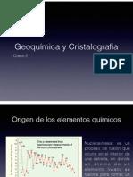 Clase 2 Geoquimica 2015