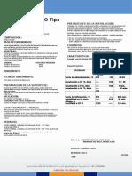 Asfalto Oxidado Tipo III