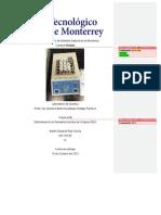 Determinación de Demanda Química de Oxígeno - DQO