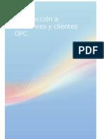 Introducción a servidores y clientes OPC