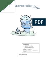 Informe receptores térmicos