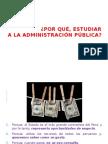 Administracion Publica-Peru