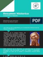 Resumen Historico
