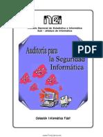 Auditoría Para La Seguridad Informática - InEI