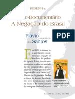 Resenha_A Negação Do Brasil