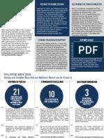 Philippine Navy Islands of Good Governance Report 2014