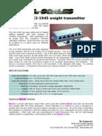 1X3-1945 Data Sheet