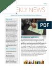 class newsletter edition 8