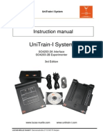 Instruction Manual Unitrain-i