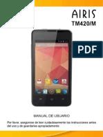 Tm420 Tm420m Manual