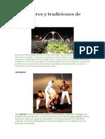 Costumbres y Tradiciones de Brasil