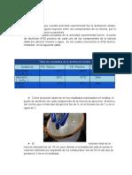 Destilacion simple y Fraccionada.