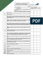 Rubrica Para Evaluar Proyectos de Titulacion e Informe Final -2015