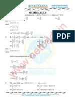EAMCET sample paper-1 (AP-EAMCET-2015-engineering)