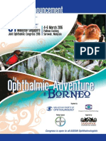 Dr Somdutt Prasad is an Ophthalmic Adventure in Borneo