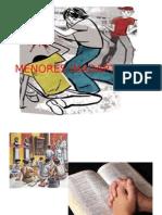 MENORES INADAPTADOS