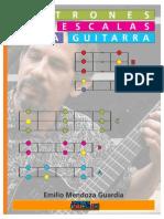 Patrones de Escalas Para Guitarra