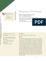 Pathogenesis of Preeclampsia