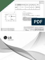 Manual Masina automata DD marca LG