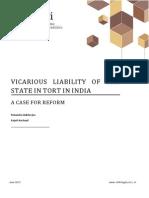 Vidhi+Report+on+State+Liability+in+Tort  razi babu