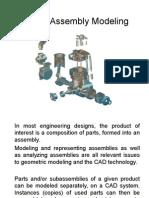 Assembly-Modeling Class PPT