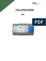 ISB+ Manual