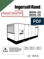 M200_M250_2S_INGERSOLL RAND_6KV_MANUAL.PDF
