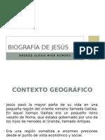Biografía de Jesús