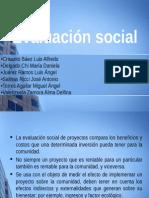 Evaluación Social Pre