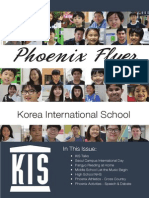 KIS Phoenix Flyer 2015-2016 Issue 4