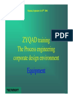 Zyqad Equipment