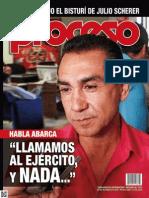 GradoCeroPress. Revista Proceso 24 10 2015