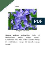 Bunga Blue Bells