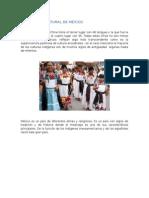 Diversidad Cultural de México