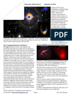 PlanetX NewsLetter 2015 Issue 3