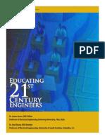Educating 21st Century Engineers