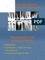 Radiología endodóntica