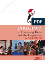 AMARC Asia Pacific Community Radio Related Directory 2009
