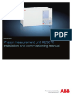 1MRK511252-UEN B en Installation Commissioning Manual RES670 1.2