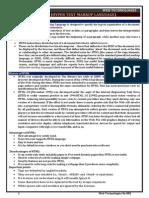 HTML,Javascript,XML Notes by Brj