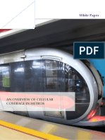 Axell White Paper-Metro Coverage in Metros