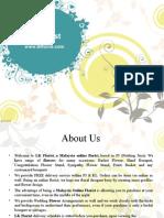 Malaysia online florist