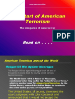 American Lies - War Against Terror
